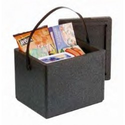 Vrijetijd shoppingbox 24 liter