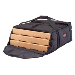 Thermal Pizza Bag  Black 190mm