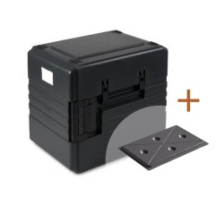 CombiDeal: Thermoport 1000K black + cooling plate