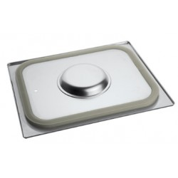 Gastronorm Lid 1/2 with silicon seal