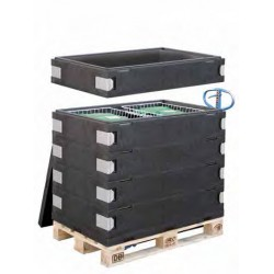 Thermo Pallet Box Grid Tray