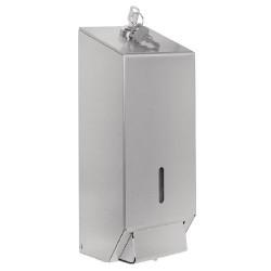Stainless Steel soapdispenser 1L