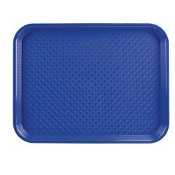 Serving Tray Blue 35 x 45 cm
