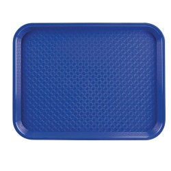 Serving Tray Blue 305 x 415 mm
