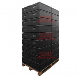4 st. cateringbox 1/1 GN - 21 cm