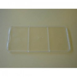 Duo lid for the 1/2/3-compartment dish PC