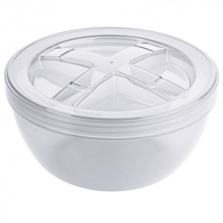 Re-usable Soup Container 1120 ml white (12 pcs)