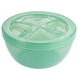 Re-usable Soup Container 1120 ml green (12 pcs)