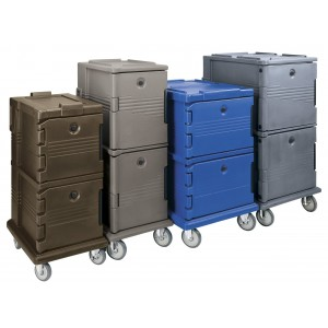 Cambro food storage boxes