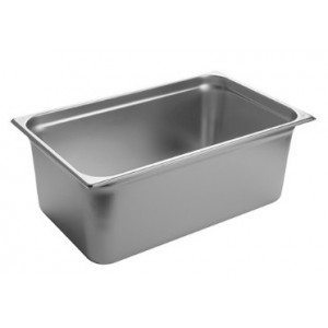 Gastronorm Containers stainless steel 18/8