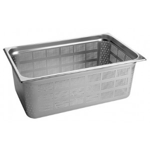 Perforated Gastronorm Pans RVS 18/8