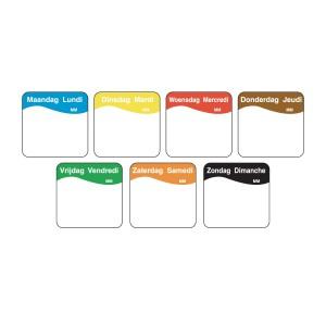 Dissolvable Stickers