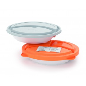 Polycarbonate Meal dishes for Menu boxes